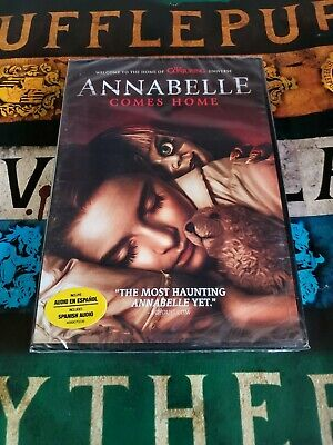 Annabelle Comes Home (DVD, 2019) Brand New and Free Shipping