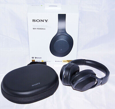 Sony WH-1000XM2 Noise Cancelling Wireless Bluetooth Headphones