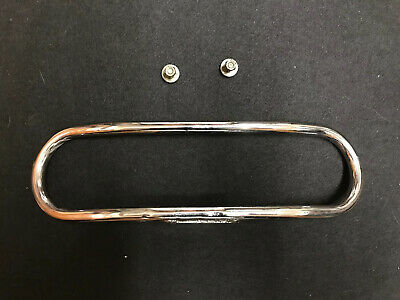 Shoprider TE-888NR Sovereign Mobility Scooter Chrome Bumper Guard And Bolts