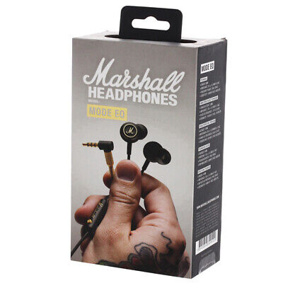 Headphones Marshall Mode EQ Earbuds Earphones Stereo Remote Mic