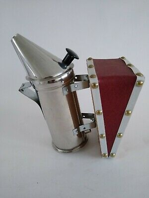 Thorn Stainless Steel Bee Hive Smoker Beekeeping Equipment New Other