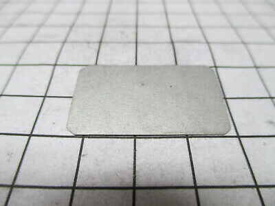 Beryllium Metal Foil Beryllium Element Sample 99.9% Pure - Periodic Table