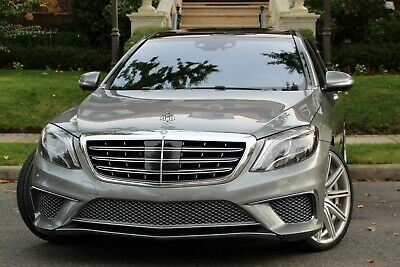 2016 Mercedes-Benz S-Class Mercedes Maybach S 600 4dr Sedan 2016 Mercedes-Benz S-Class Mercedes Maybach S 600 4dr Sedan Automatic 7-Speed