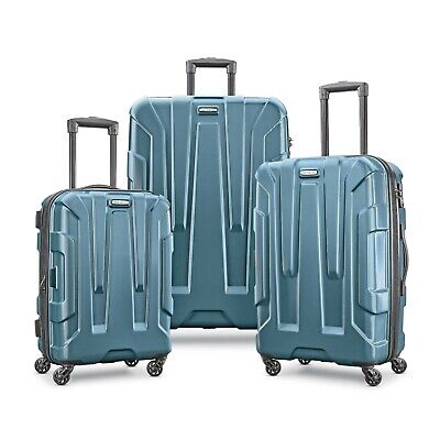 Samsonite Centric 3 Piece Set-Teal color