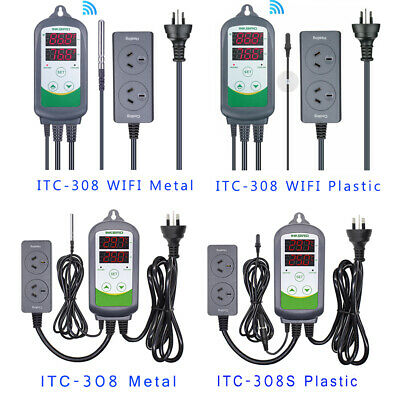 Inkbird Temp Controller  ITC-308 & Update Version ITC-308 WIFI Home Brewing Beer