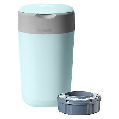 Tommee Tippee Sangenic Nappy Disposal Unit Twist & Click Blue