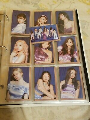 Twice Feel Special Preorder Photocard Set Ver. B