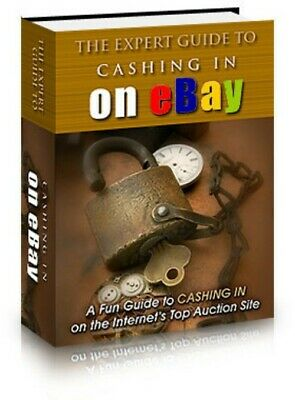 The Expert Guide to Cashing in on eBay eBook Pdf