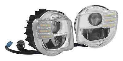 Show Chrome 52-915A Tridium Multifunction LED Fog Lights