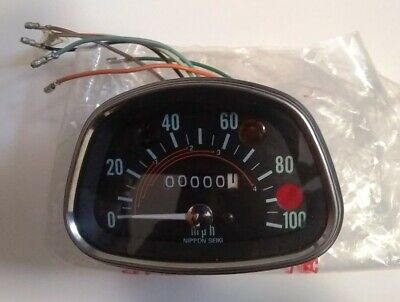 Honda CD175  Speedometer 37200 302 672