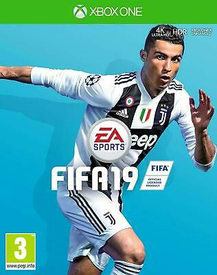 Fifa 19 - Xbox One - New Sealed - Same Day Dispatch