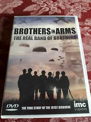 The Real Band Of Brothers [DVD] BROTHERS in  ARMS