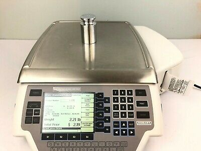 Hobart Quantum deli/retail scale w/ label printer, Free shipping, same day