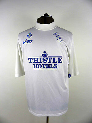 * Shirt Leeds United 1995 / 1996 Home Football Jersey Vintage