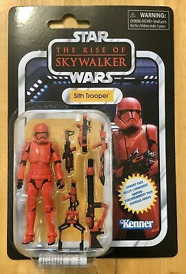 STAR WARS VINTAGE RISE of SKYWALKER: SITH TROOPER (ARMORY PACK) - VC162A