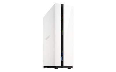 QNAP NAS TS-128A - NEW entry-level NAS for private cloud and home ent