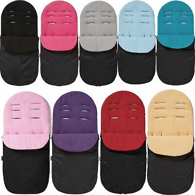 Pushchair Footmuff / Cosy Toes Compatible With BabyStyle
