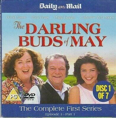 The Darling Buds Of May - Disc 1 Of 7 - Episode 1 Part 1 - Daily Mail Promo Dvd