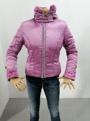 GUESS MARCIANO GIACCA Vintage in Pelle Donna Jacket Blazer