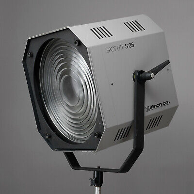 Elinchrom Spotlight - S35 Spot Lite - shows signs of use but optics are clean