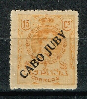CABO JUBY  Edifil  9*  (cat. 4,50€)   MH