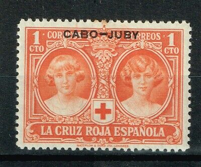 CABO JUBY  Edifil  26*  (cat. 18,50€)   MH