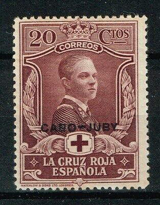 CABO JUBY  Edifil  31*  (cat. 1,80€)   MH