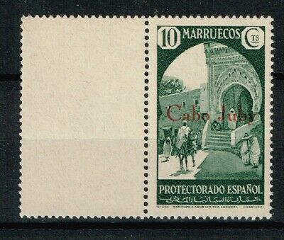 CABO JUBY  Edifil  62**  (cat. 6,50€)   MNH  BORDE
