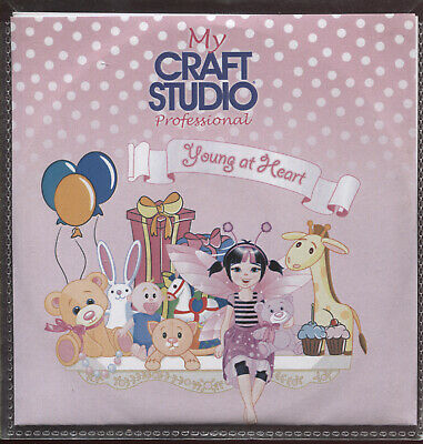 My Craft Studio Professional - Young at Heart CD ROM