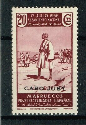 CABO JUBY  Edifil  90*  (cat. 0,65€)   MH
