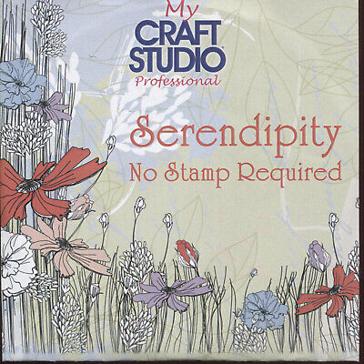 My Craft Studio Professional - Serendipity - No Stamp Required CD ROM