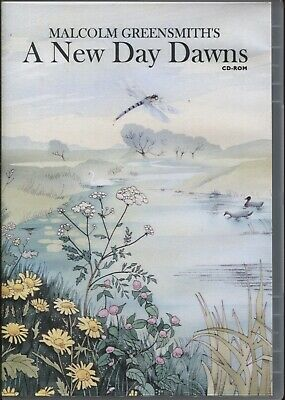 Malcolm Greensmith's A New Day Dawns CD ROM