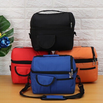 Keep Fresh Large Capacity Coolbag Picnic Pouch Food Storage Box Lunch Bag