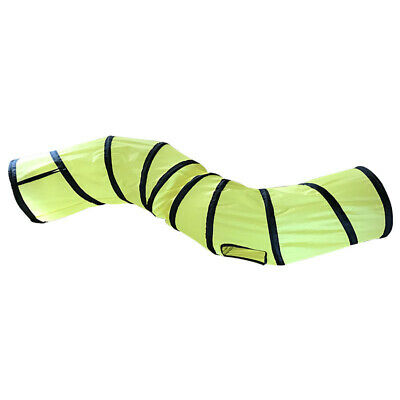 Cat Tunnel Toy Kitten Game Play Tunnel Tube Cat Exercise Training Toy Foldable