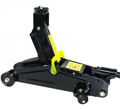 "IntBuying Car Auto Floor Jack Loading 4000 Lbs Lifting 5-5/16"" to 13"" Easy Use"