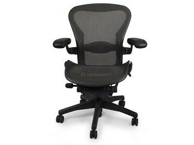 Herman Miller Aeron Office Chair - Size B with lumbar support