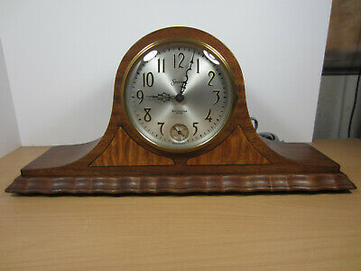 Antique Art Deco Sessions Westminster Chime Mantle Clock (No.416DW) Made in USA