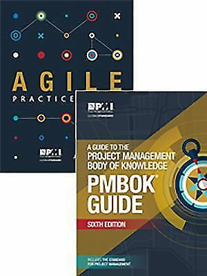 NEW PMBOK Guide - 6th Edition + Agile Practice Guide