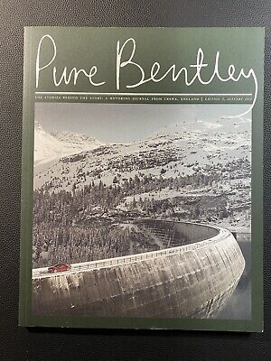 Pure Bentley Owners Magazine Issue 3