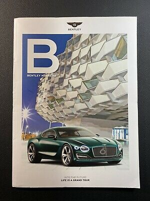 Bentley Owners Magazine Issue 52