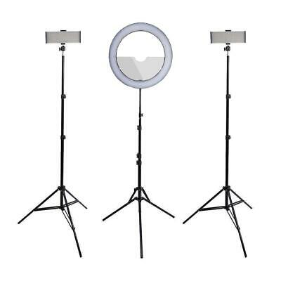 """Spectrum Aurora Gold Luxe II with 9"""" Crystal Luxe Complete Ring Light Kit"""