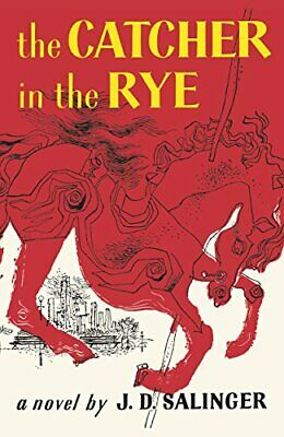 The Catcher in the Rye New Hardcover Book