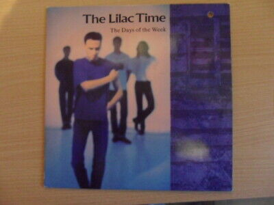 """The Lilac Time The Days Of The Week    7"""" Vinyl"""