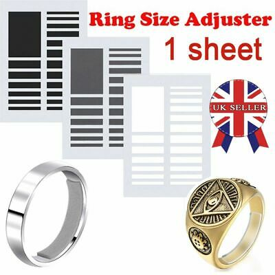 Tighteners Invisible Ring Size Adjuster Reducer Pad Resizing Resizer Guard Tools