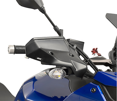 YAMAHA TRACER 700 2018 HAND GUARD EXTENSIONS protector extender Givi EH2130