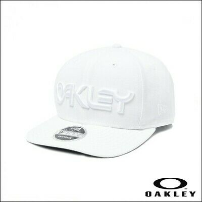 Cappello Oakley Hat Mark Ii Novelty Snapback - White