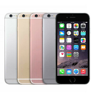 AppleiPhone6s 16/32/64/128GB Gold/Rose/Silver/Grey Unlocked / FREE Delivery