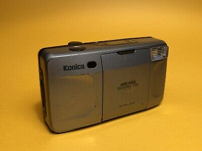 Konica Big Mini STANDA (BM-610Z / Zoom TR) + Box 35mm Film Compact Camera Mju