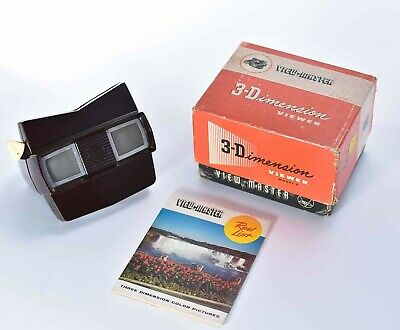 View-Master 3-Dimension Viewer Model E mit OVP