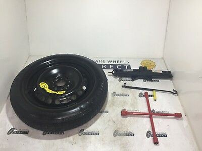 "2005 - 2011 Vauxhall Zafira 16"" Spare Space Saver Wheel + Jack & Brace Kit (Gm1)"